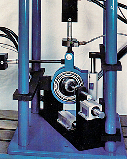 ESI Bushing Walkout Testing Machine