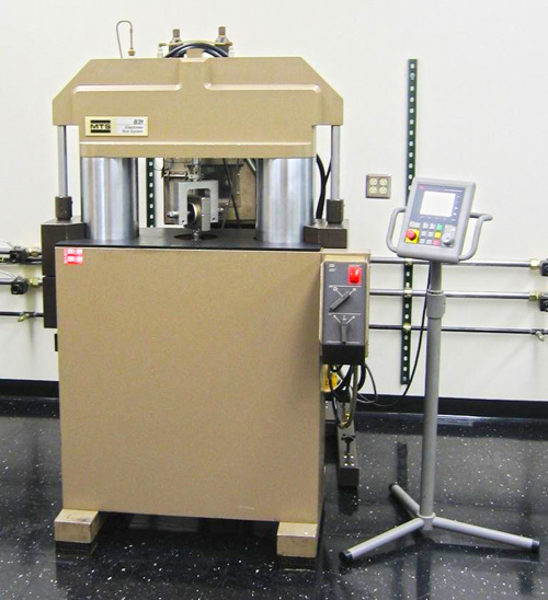 MTS-831 Elastomer Test System